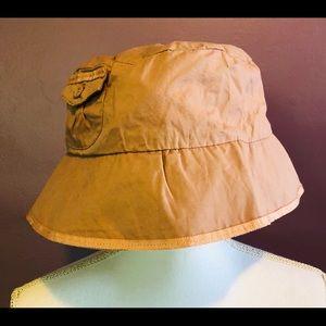 Anthropologie Sun Hat Dusty Pink NWT